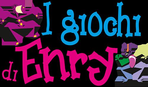 Sala e allestimenti - I giochi di Enry